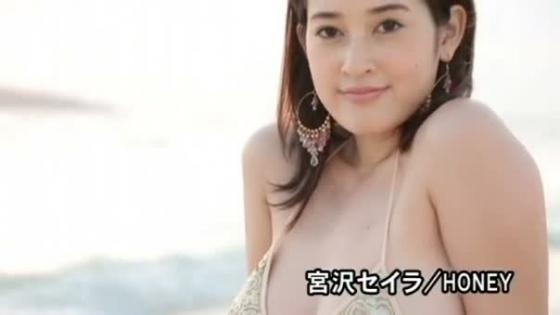 宮沢セイラ HONEYのEカップ水着姿キャプ 画像42枚 38