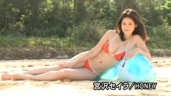 宮沢セイラ HONEYのEカップ水着姿キャプ 画像42枚 4