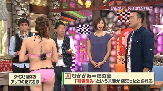 川本サリー 水着姿のGカップ谷間と際どい股間キャプ 画像28枚 11