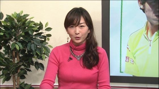 秋元玲奈 Dカップのニット着衣巨乳を見せたネオスポキャプ 画像29枚 25