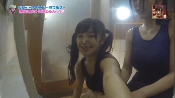 神谷えりな 仮面女子Gカップ爆乳アイドルの水着姿 画像30枚 28