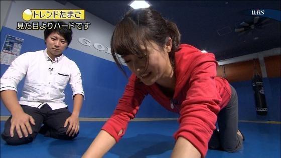 大澤亜季子 Bカップ胸チラと腰チラするトレたまキャプ 画像29枚 1