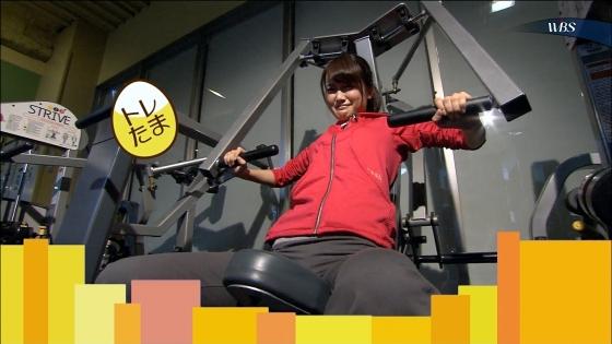 大澤亜季子 Bカップ胸チラと腰チラするトレたまキャプ 画像29枚 7