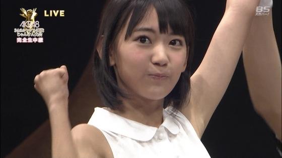 宮脇咲良 美少女時代に全開腋を披露したじゃんけん大会キャプ 画像20枚 5