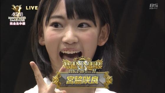宮脇咲良 美少女時代に全開腋を披露したじゃんけん大会キャプ 画像20枚 6