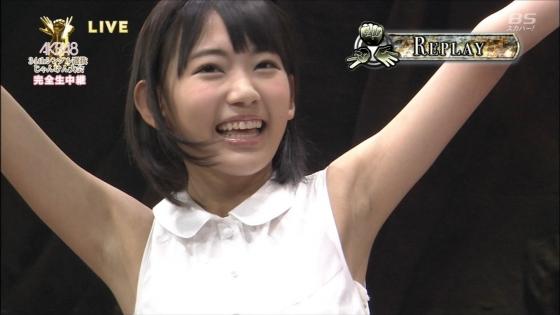 宮脇咲良 美少女時代に全開腋を披露したじゃんけん大会キャプ 画像20枚 8