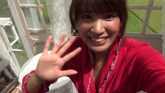 久松郁実 DVD19(いく)の水着姿Fカップ谷間キャプ 画像55枚 49