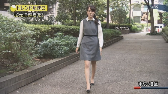 大澤亜季子 Bカップ胸チラと美脚を披露したトレたまキャプ 画像30枚 13