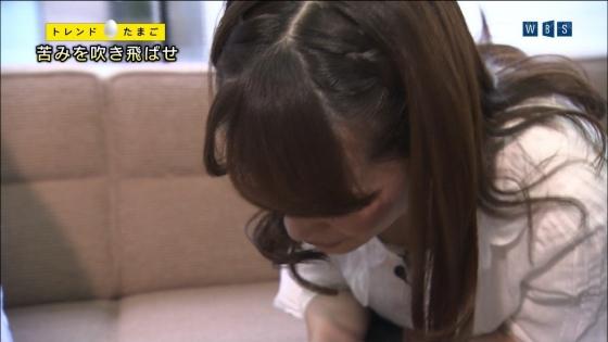 大澤亜季子 Bカップ胸チラと美脚を披露したトレたまキャプ 画像30枚 3