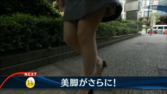 大澤亜季子 Bカップ胸チラと美脚を披露したトレたまキャプ 画像30枚 6