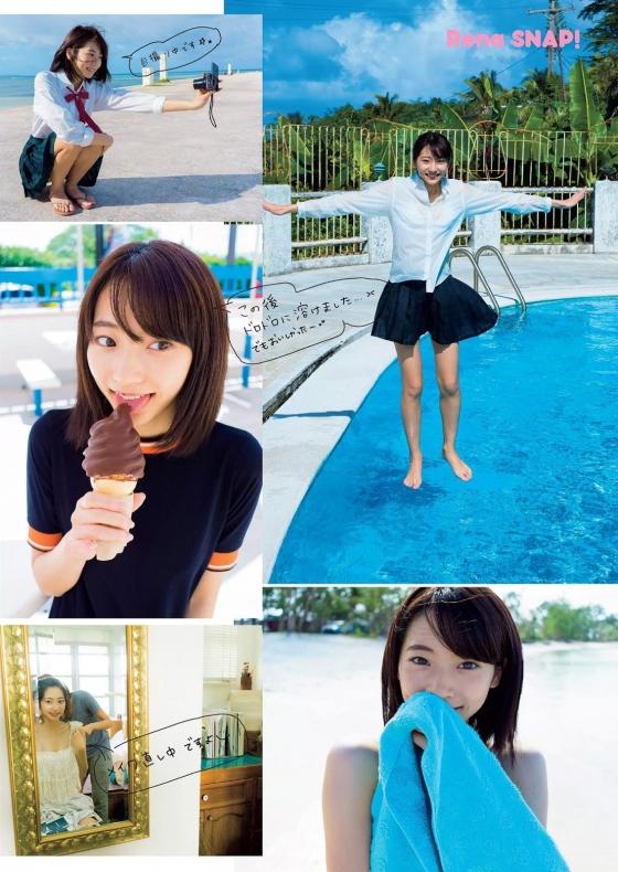 武田玲奈 週プレの制服透けブラと最新水着グラビア 画像37枚 3