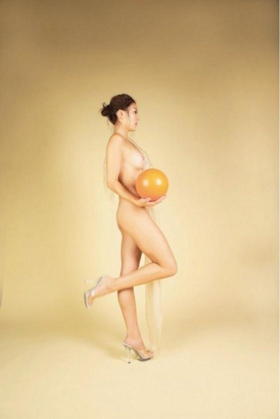 和泉里沙 アテネ五輪新体操日本代表選手のヌードグラビア画像 24枚 13