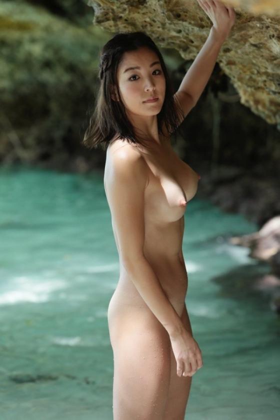 和泉里沙 アテネ五輪新体操日本代表選手のヌードグラビア画像 24枚 9
