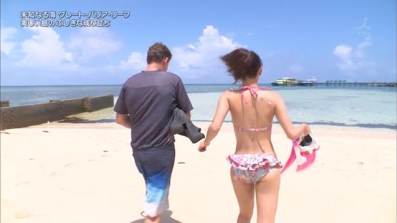 鉢嶺杏奈 水着ダイビング姿を披露した大島優子似ミステリーハンター 画像30枚 12