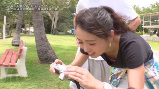 鉢嶺杏奈 水着ダイビング姿を披露した大島優子似ミステリーハンター 画像30枚 27
