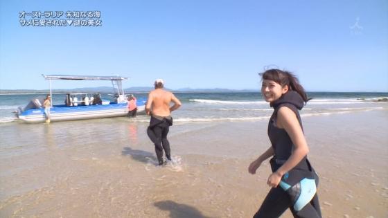 鉢嶺杏奈 水着ダイビング姿を披露した大島優子似ミステリーハンター 画像30枚 29