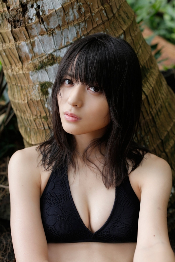矢島舞美 ℃-uteリーダーの写真集水着谷間グラビア 画像24枚 12