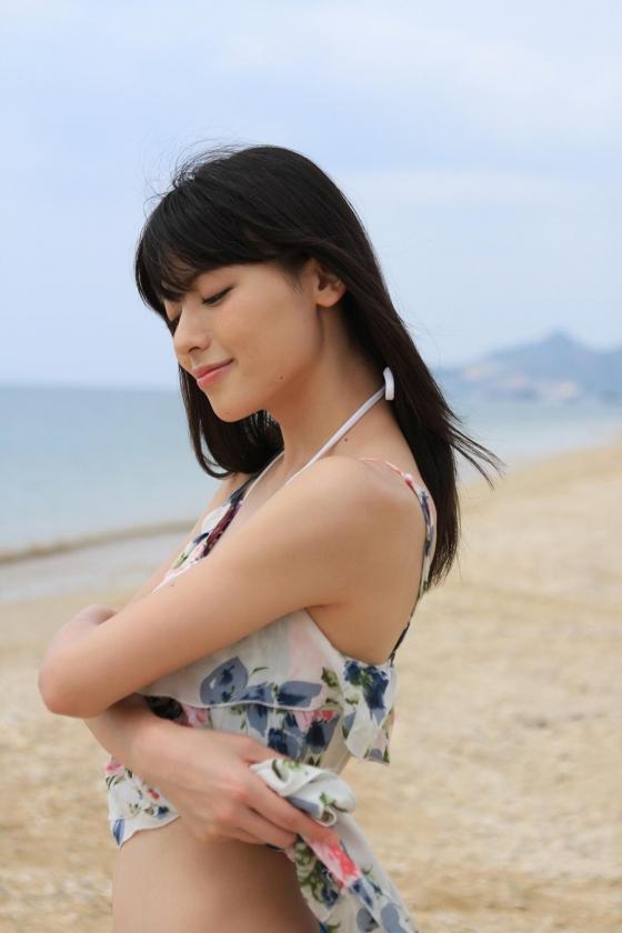 矢島舞美 ℃-uteリーダーの写真集水着谷間グラビア 画像24枚 7