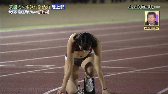 立命館女子陸上部 体育会tvのマン筋&胸チラキャプ 画像34枚 14