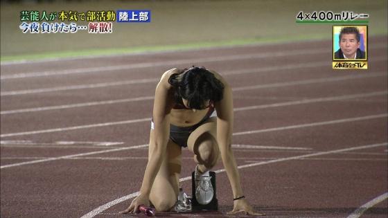 立命館女子陸上部 体育会tvのマン筋&胸チラキャプ 画像34枚 17
