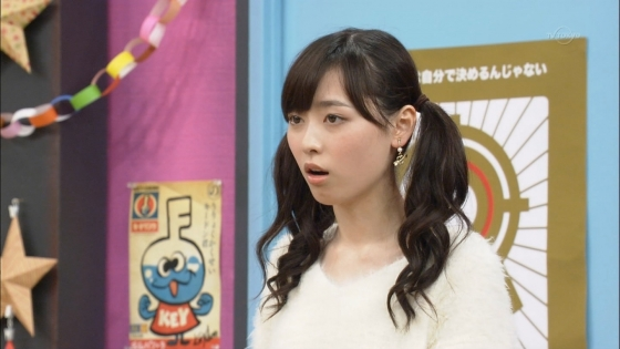 福原遥 ウレロ無限大少女のツインテール美少女キャプ 画像30枚 4