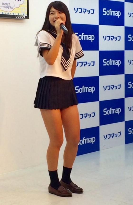 芹沢潤 DVD潤の夏休みPRソフマップイベント&キャプ 画像28枚 6