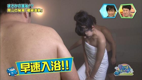 おのののか 露天風呂に入浴したバスタオル姿キャプ  画像19枚 3