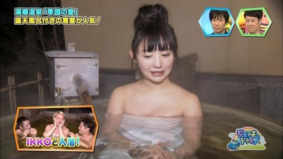 おのののか 露天風呂に入浴したバスタオル姿キャプ  画像19枚 8