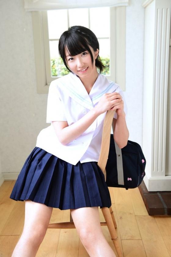 夏目ヒカル 絶対ショートカット宣言!のお尻と股間食い込みキャプ  画像39枚 28
