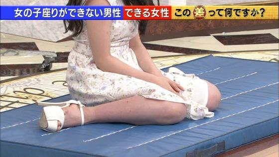 橋本環奈 女の子座りで内股美脚を披露したテレビ番組キャプ 画像29枚 11