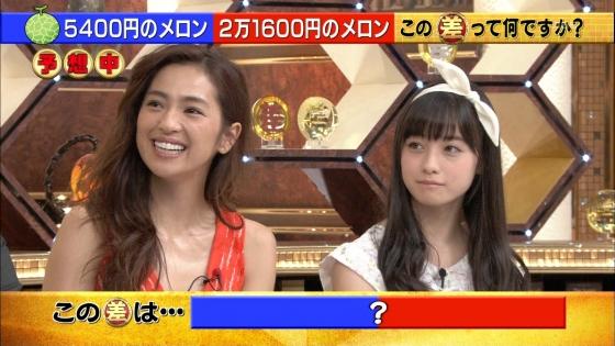 橋本環奈 女の子座りで内股美脚を披露したテレビ番組キャプ 画像29枚 17