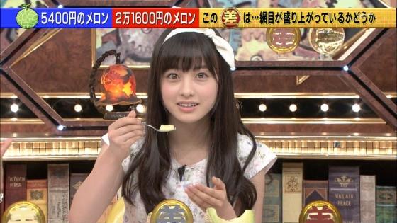 橋本環奈 女の子座りで内股美脚を披露したテレビ番組キャプ 画像29枚 19