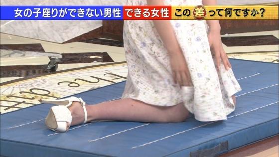 橋本環奈 女の子座りで内股美脚を披露したテレビ番組キャプ 画像29枚 8