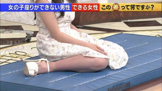 橋本環奈 女の子座りで内股美脚を披露したテレビ番組キャプ 画像29枚 9