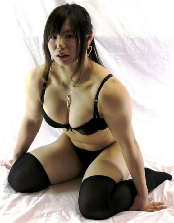 中井りん やらかす格闘家が全裸でGカップと筋肉を披露 画像16枚 14