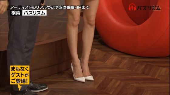 マギー ミニスカート美脚を披露したバズリズムキャプ 画像30枚 7