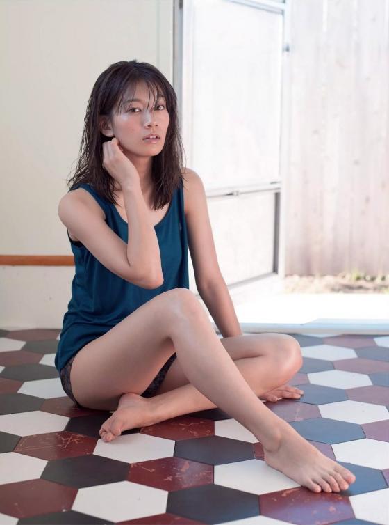 佐藤美希 週プレのFカップ水着姿最新グラビア 画像23枚 15
