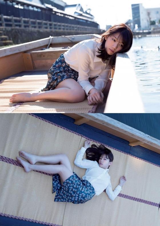 佐藤美希 週プレのFカップ水着姿最新グラビア 画像23枚 3