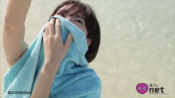 武田玲奈 週プレの最新ベロ出しBカップ水着グラビア 画像30枚 16