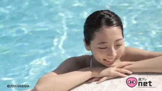 武田玲奈 週プレの最新ベロ出しBカップ水着グラビア 画像30枚 20