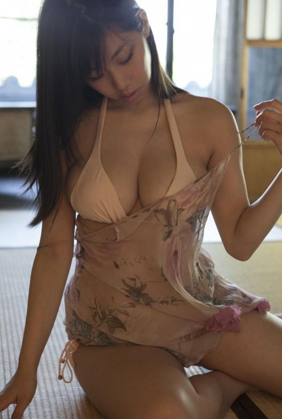 鈴木ふみ奈 VENUS☆FUMINAの貝殻ビキニでソフマップ販促 画像28枚 17