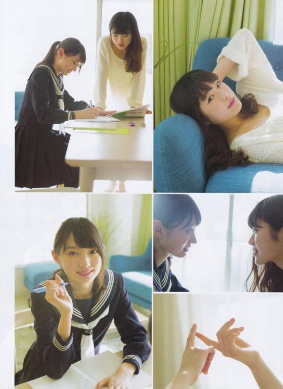 太田夢莉 BOMB最新号で水着共演した須藤凜々花とのグラビア 画像26枚 17