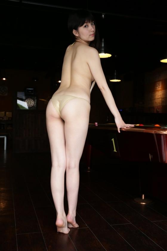 木嶋ゆり はじめての旅行のマン筋&お尻と股間の食い込みキャプ 画像49枚 4