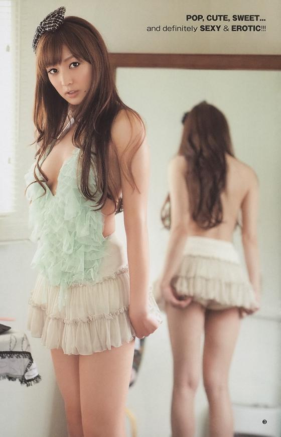 池田夏希 セミヌードでお尻の割れ目やFカップ巨乳を手ブラ披露 画像31枚 28