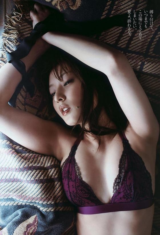 池田夏希 セミヌードでお尻の割れ目やFカップ巨乳を手ブラ披露 画像31枚 8