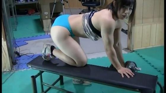 中井りん Gカップ爆乳と筋肉が素敵なトレーニングキャプ 画像35枚 10