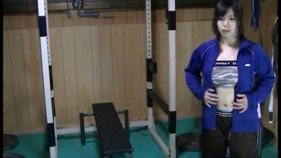 中井りん Gカップ爆乳と筋肉が素敵なトレーニングキャプ 画像35枚 2