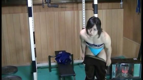 中井りん Gカップ爆乳と筋肉が素敵なトレーニングキャプ 画像35枚 5