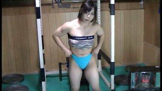 中井りん Gカップ爆乳と筋肉が素敵なトレーニングキャプ 画像35枚 7