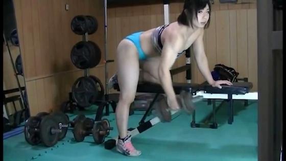 中井りん Gカップ爆乳と筋肉が素敵なトレーニングキャプ 画像35枚 9